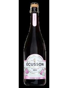Sidra Ecusson Bio Rosé